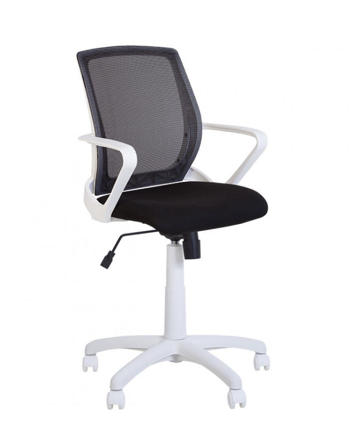Кресло компьютерное Fly (Флай) GTP white OH/C