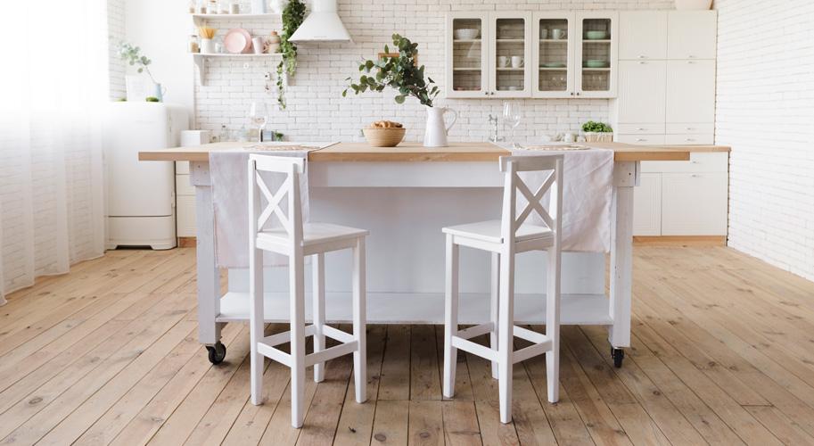 Как выбрать удобные барные стулья (хокеры) для дома?