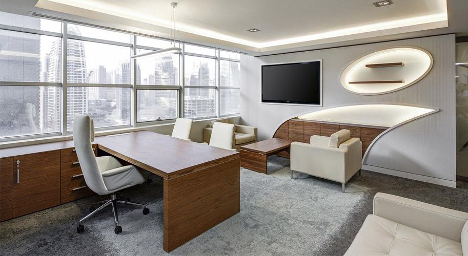 Обустройство офиса - как правильно расставить мебель в офисе