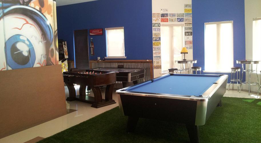 Ігровий простір в офісі або як підвищити продуктивність