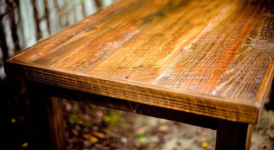 Деревянная мебель – как ухаживать и продлить жизнь изделиям из дерева