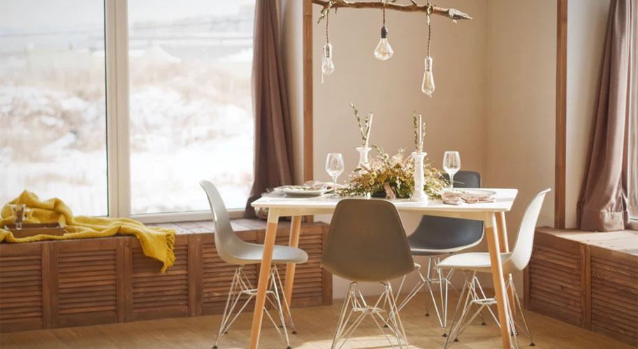 Выбираем стол на кухню – какой цвет, материал, размер выбрать?