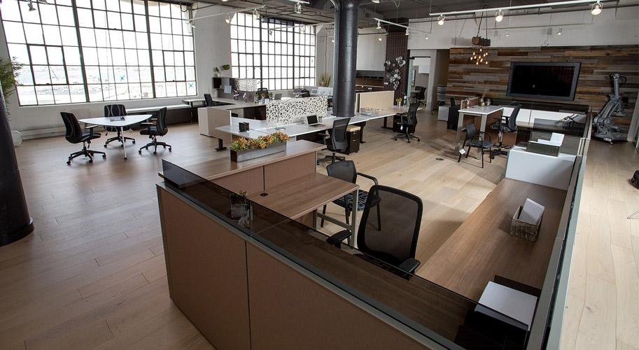 Офисная мебель: особенности выбора и разновидности