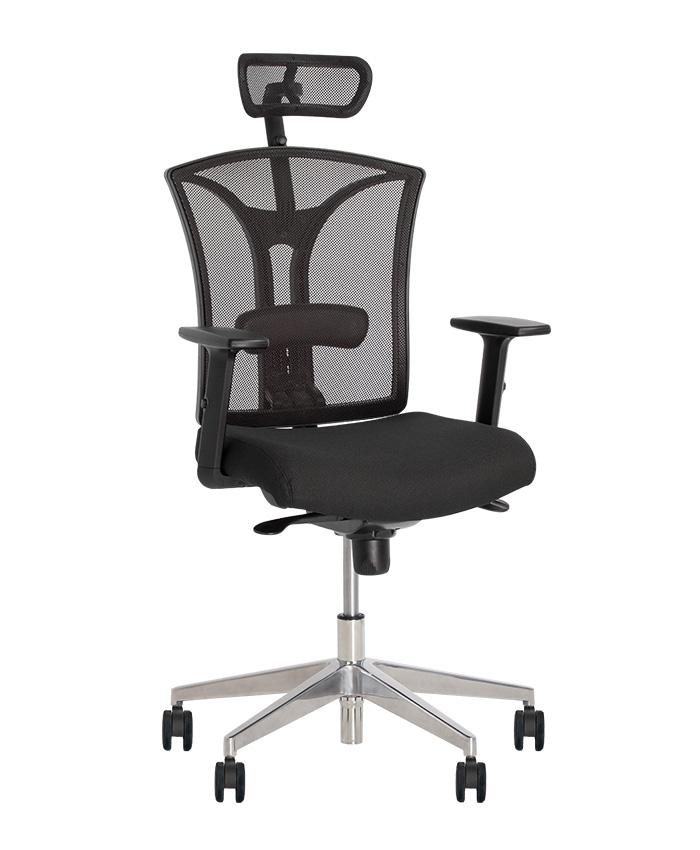 Кресло компьютерное Pilot (Пилот) R HR net AL70