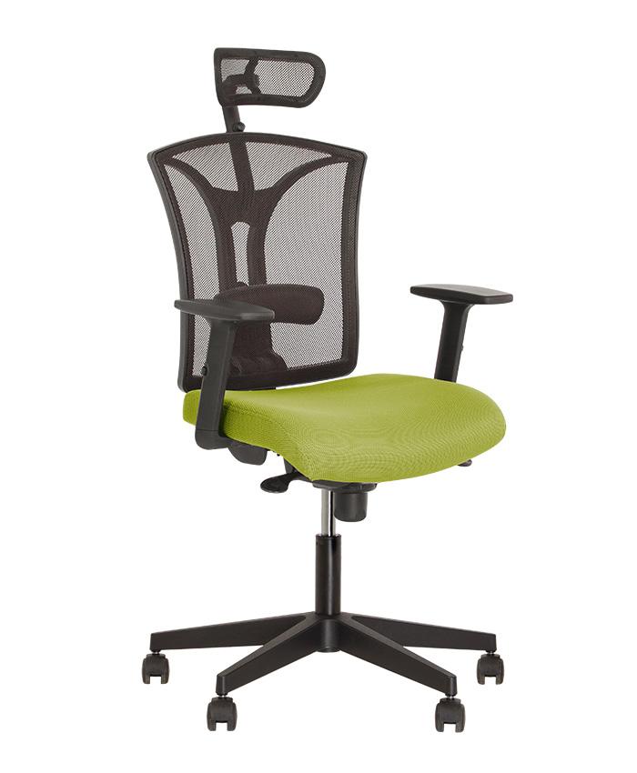 Крісло комп'ютерне Pilot (Пілот) R HR net PL70