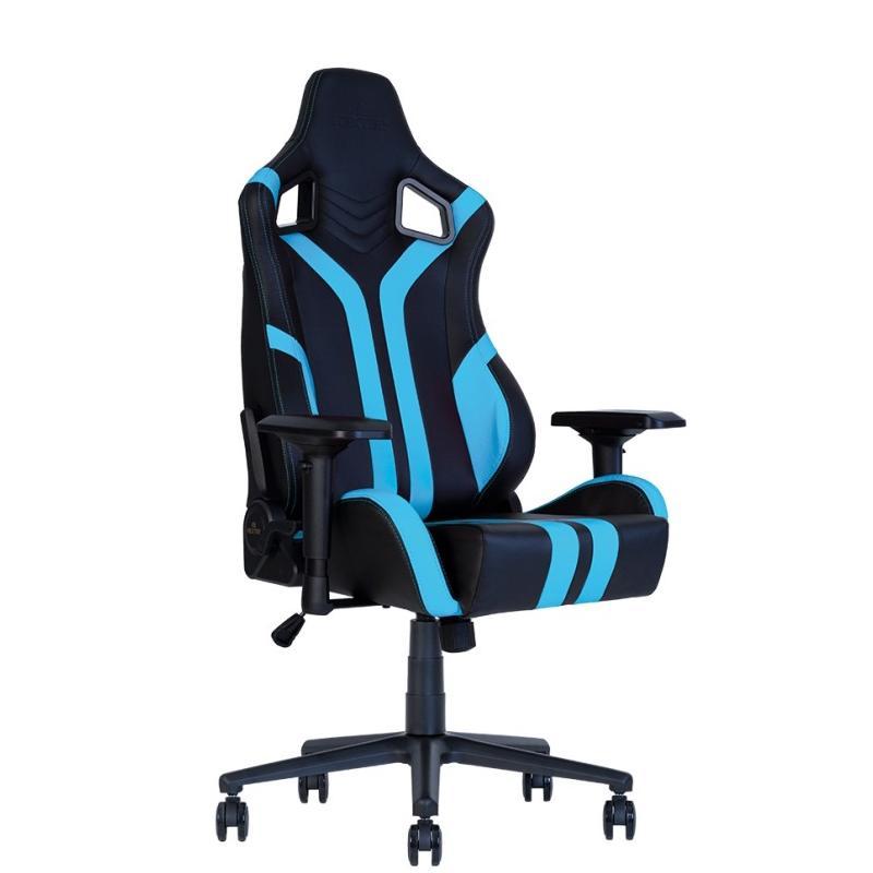 Геймерское кресло Hexter (Хекстер) PRO R4D TILT MB70 03 black/blue