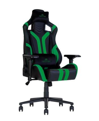 Геймерское кресло Hexter (Хекстер) PRO R4D TILT MB70 03 black/green