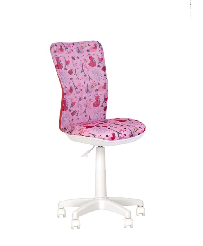 Детское компьютерное кресло Junior (Джуниор) white II GTS OD