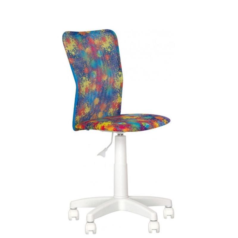Дитяче комп'ютерне крісло Junior (Джуніор) white GTS/GTP OD