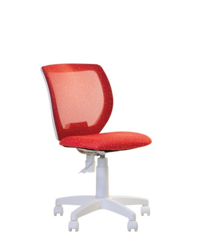 Дитяче комп'ютерне крісло Orly (Орлі) GTS white OP