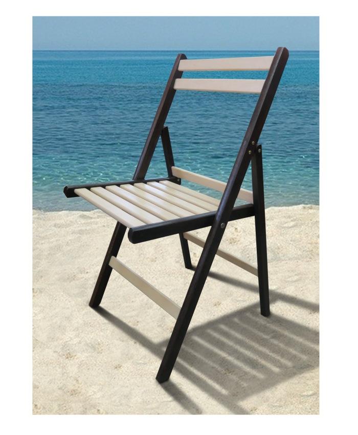 Раскладной стул Пикник зебра