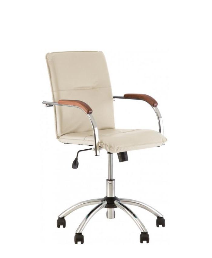 Крісло комп'ютерне Samba (Самба) GTP chrome V