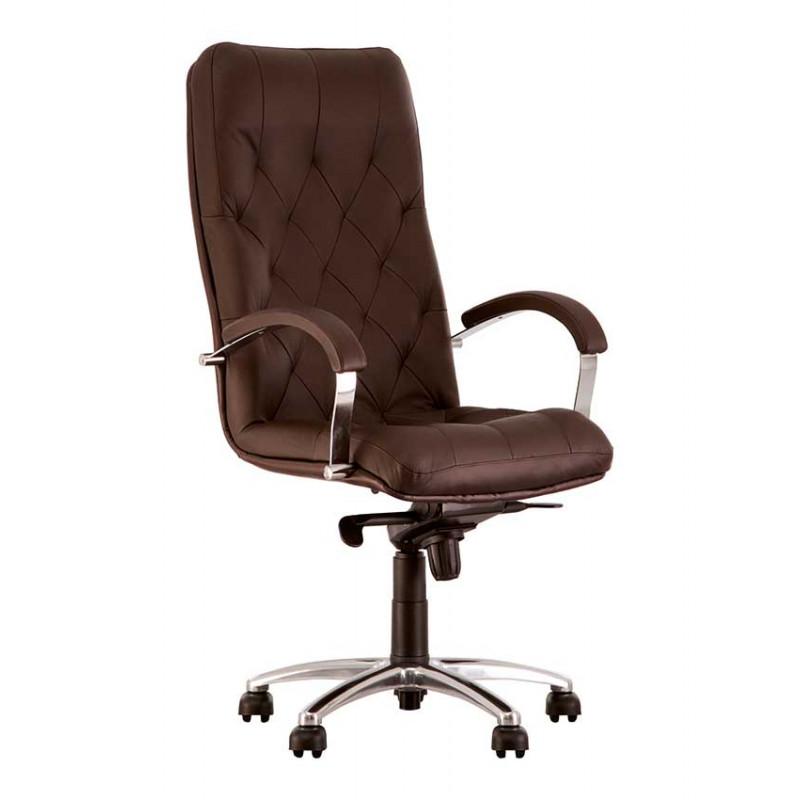 Шкіряне крісло керівника Cuba (Куба) LE