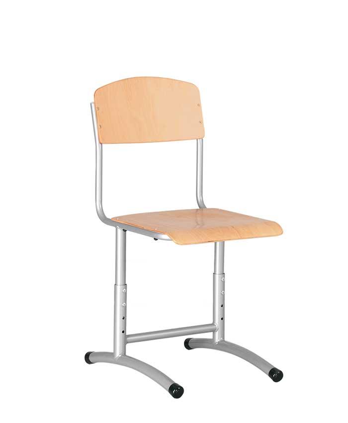 Регулируемый стул ученический E-273