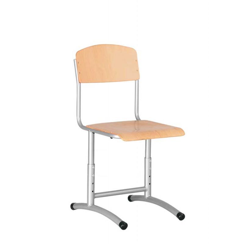 Регульований стілець учнівський E-273