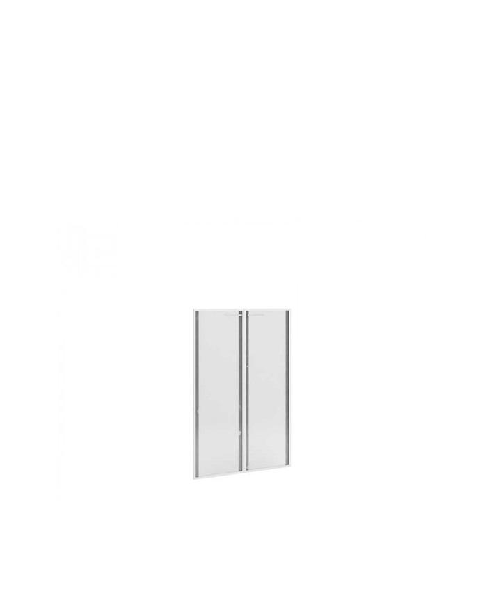 Двери стеклянные Ф-802