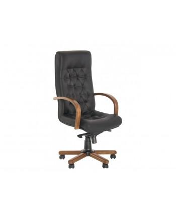 Кожаное кресло руководителя Fidel (Фидель) Lux extra