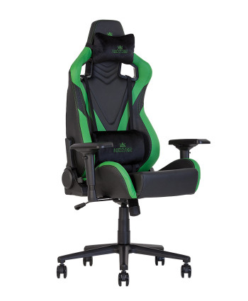 Геймерское кресло Hexter (Хекстер) PRO R4D TILT MB70 02 black/green