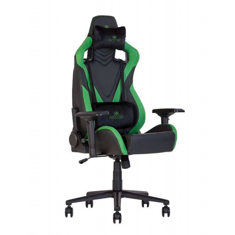 Геймерське крісло Hexter (Хекстер) PRO R4D TILT MB70 02 black/green