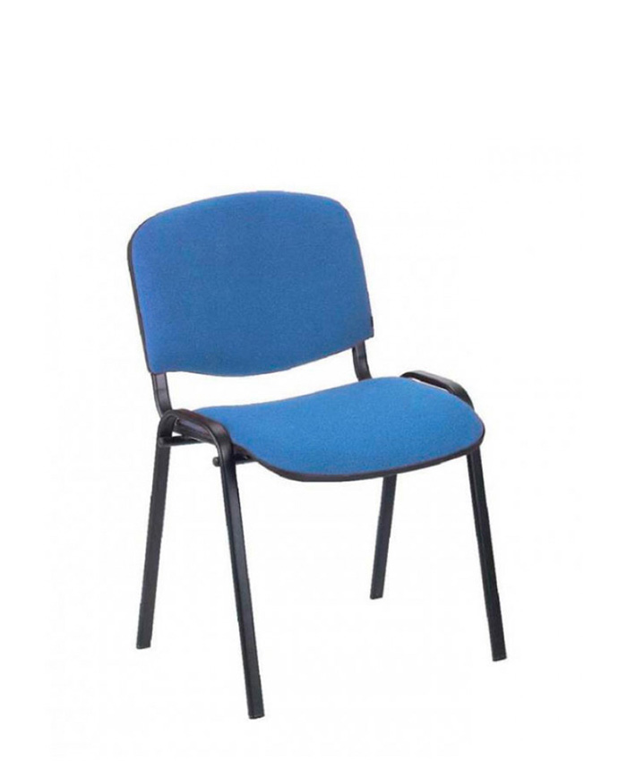 Офисный стул для посетителей Iso (Исо) black