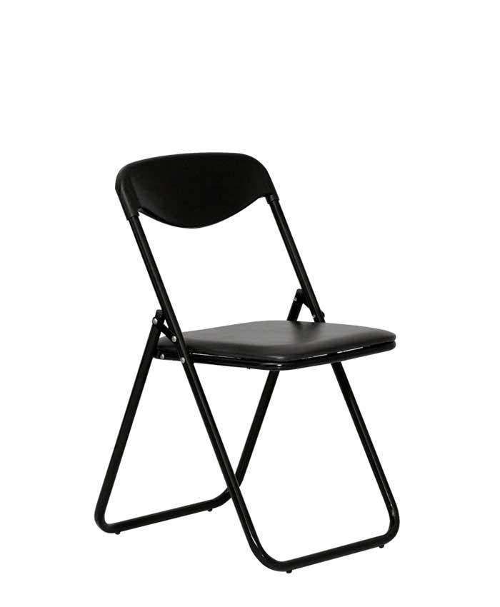 Розкладний стілець Jack (Джек) black
