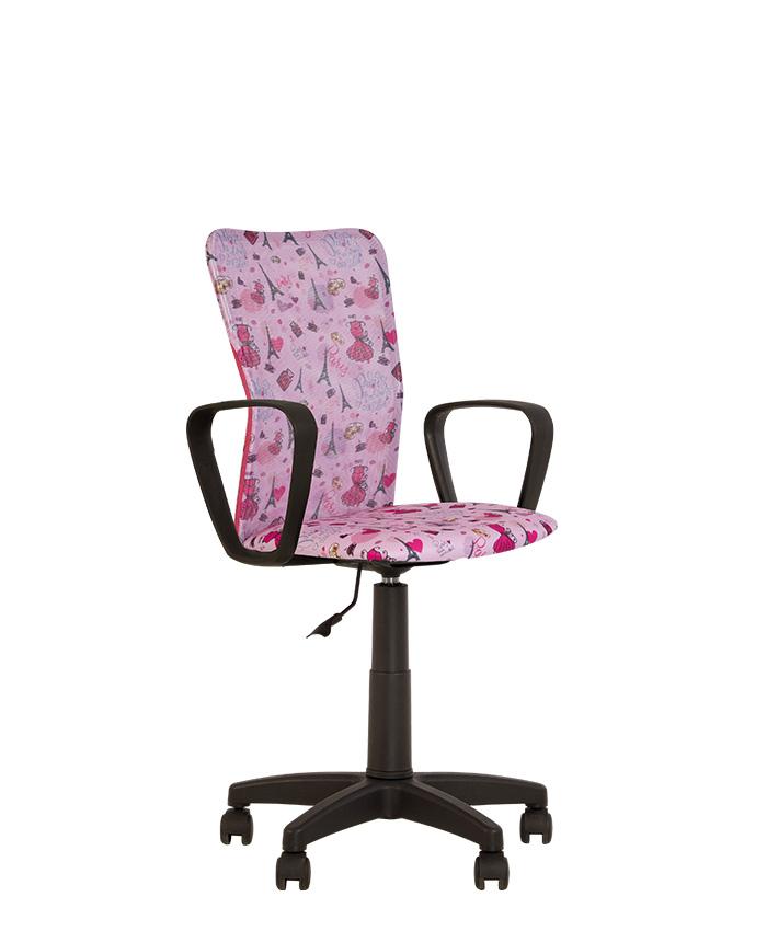 Детское компьютерное кресло Junior (Джуниор) white GTS OD