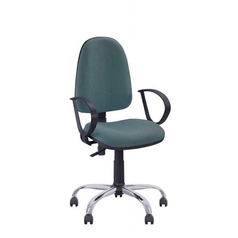 Крісло комп'ютерне Jupiter (Юпітер) chrome ergo