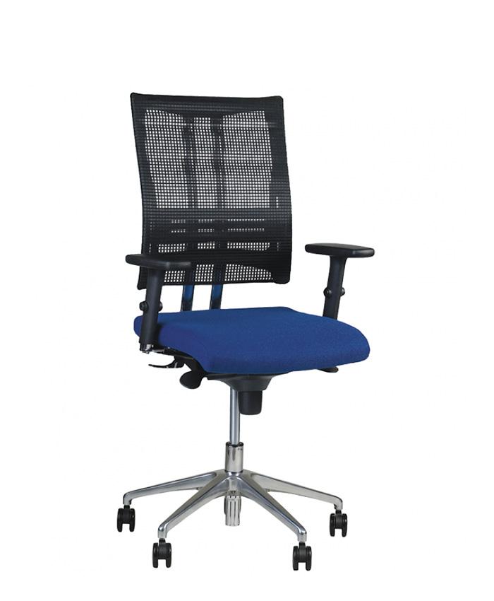 Крісло комп'ютерне E-motion (Емоушн) R (HR) c сеткой PX