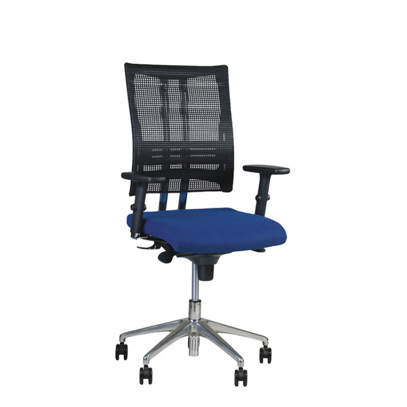 Крісло комп'ютерне E-motion (Емоушн) R (HR) з сіткою PX