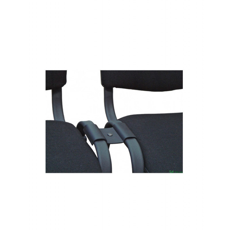 Соединительный элемент Кронштейн Исо (ISO) черный