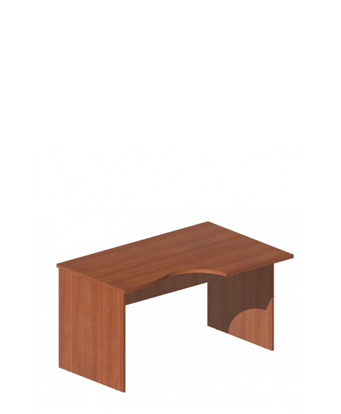 Стол руководителя фигурный М-256