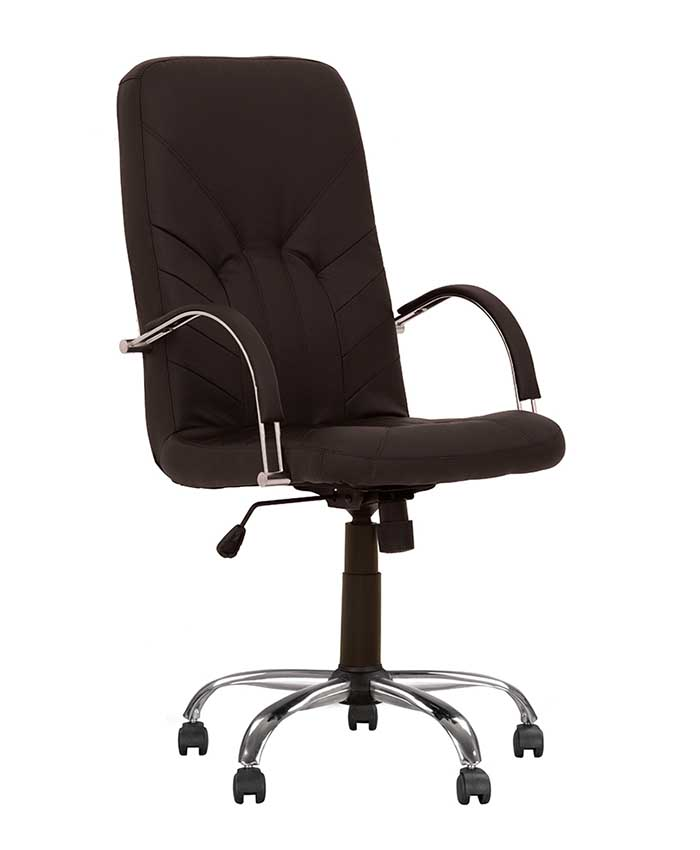 Manager (Менеджер) steel chrome comfort ECO