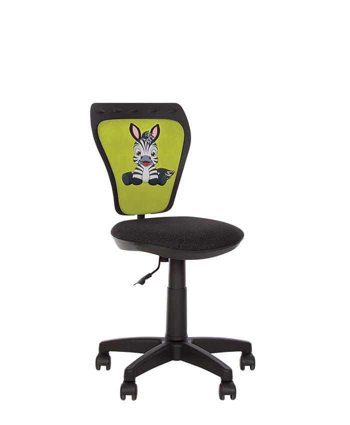 Дитяче комп'ютерне крісло Ministyle (Міністайл) GTS Zebra