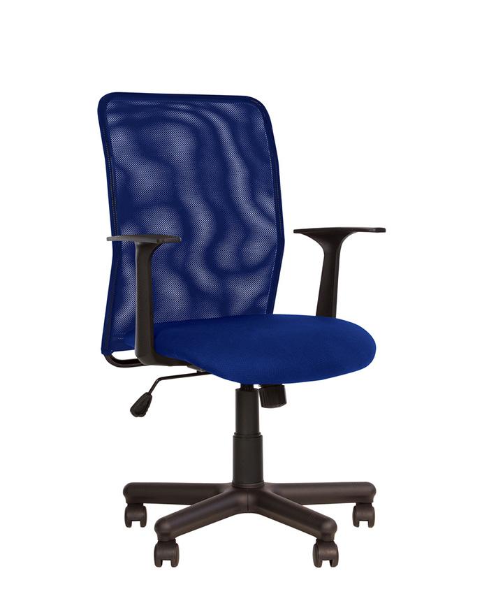 Шкіряне комп'ютерне крісло Nexus (Нексус) GTP Synchro Light LE