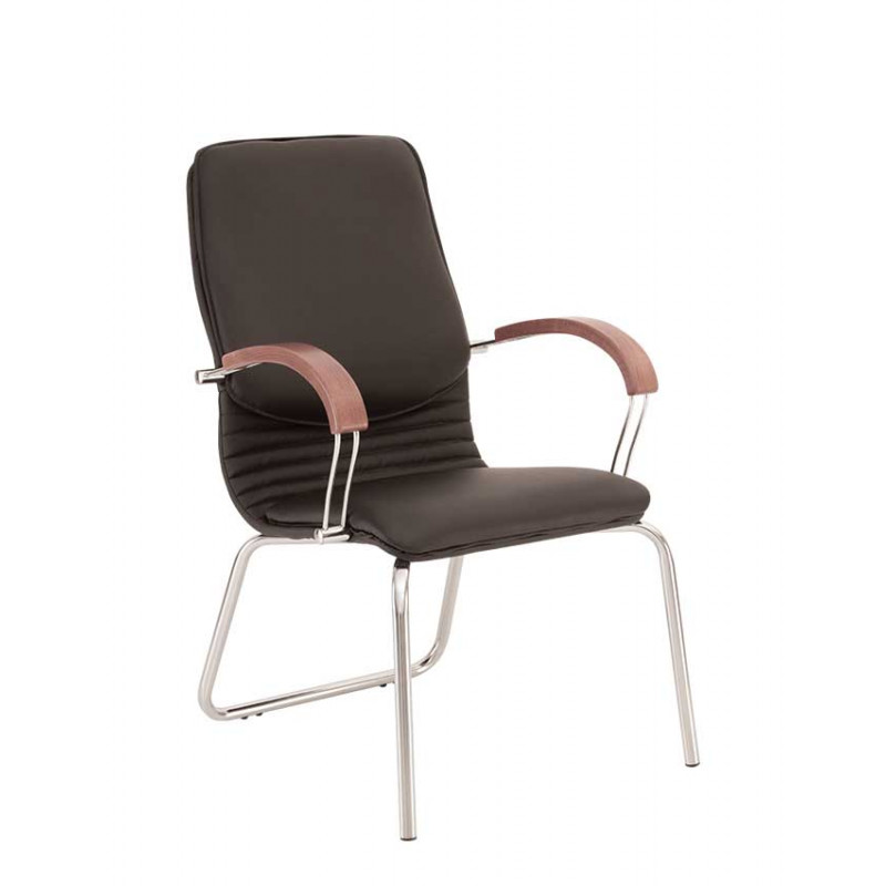 Кресло для конференц-залов Nova (Нова) CFA LB wood