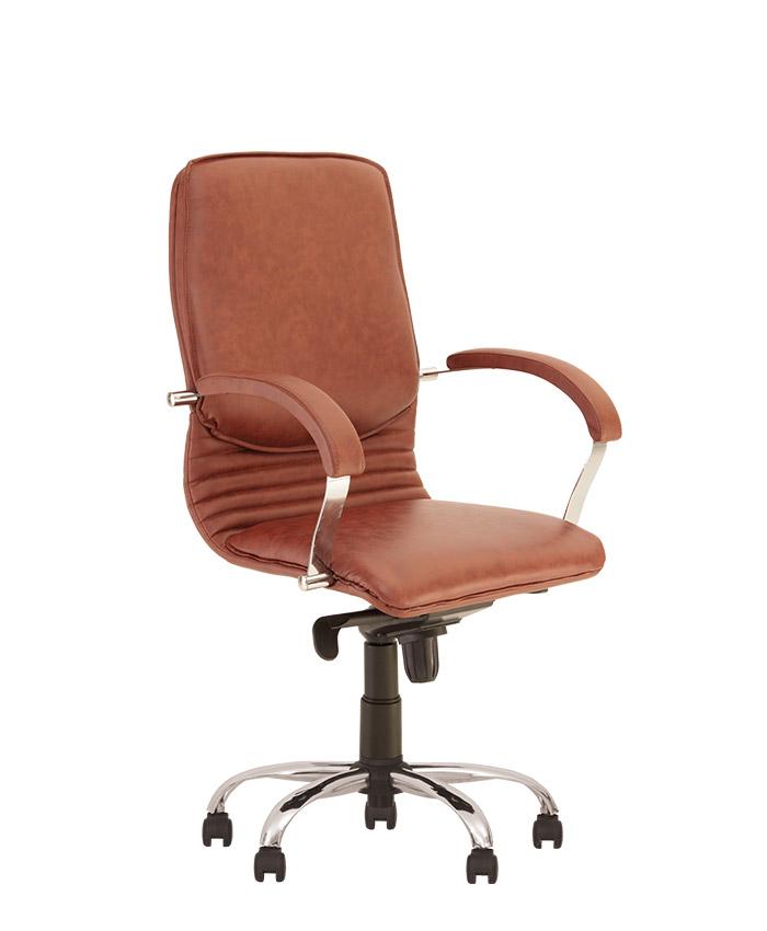 Кресло компьютерное Nova (Нова) steel chrome LB