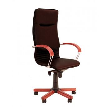Крісло керівника Nova (Нова) wood