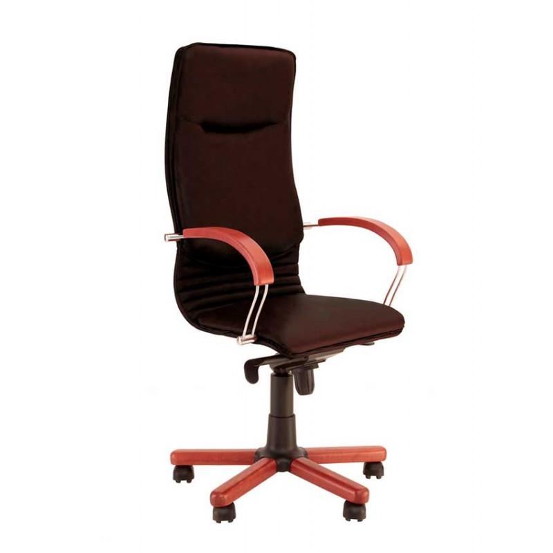 Кресло руководителя Nova (Нова) wood