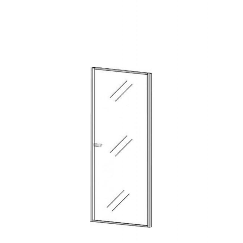 Двері скляні П-814