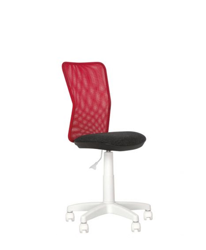 Дитяче комп'ютерне крісло Junior (Джуніор) white II GTS OH/TK