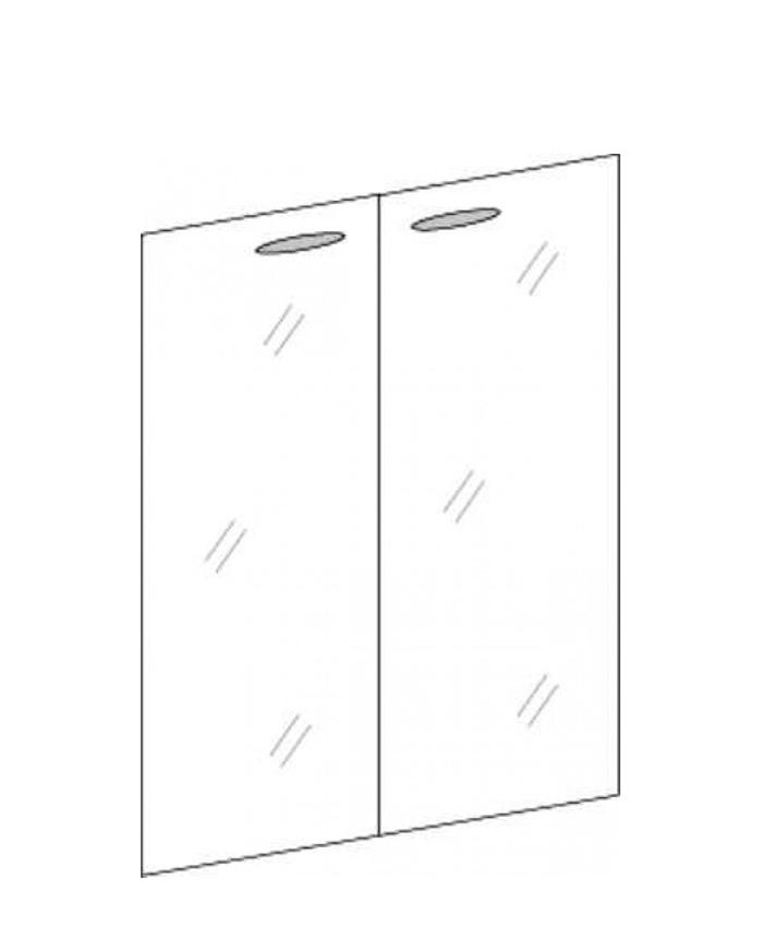 Двері скляні РСТ-6