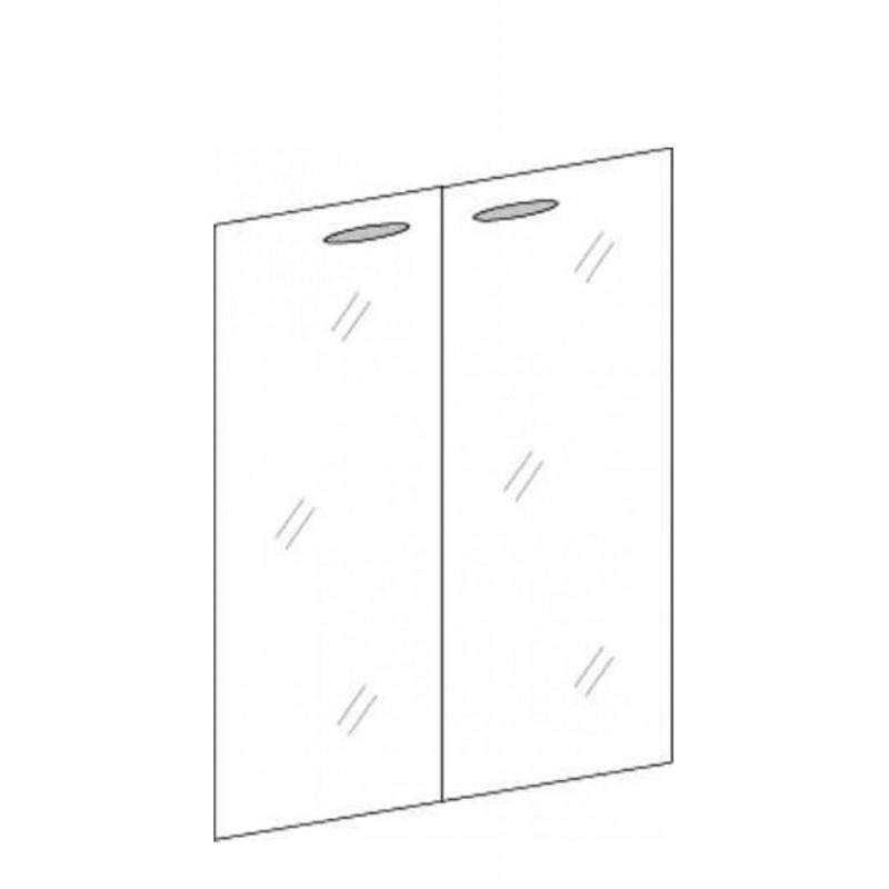 Двери стеклянные РСТ-6