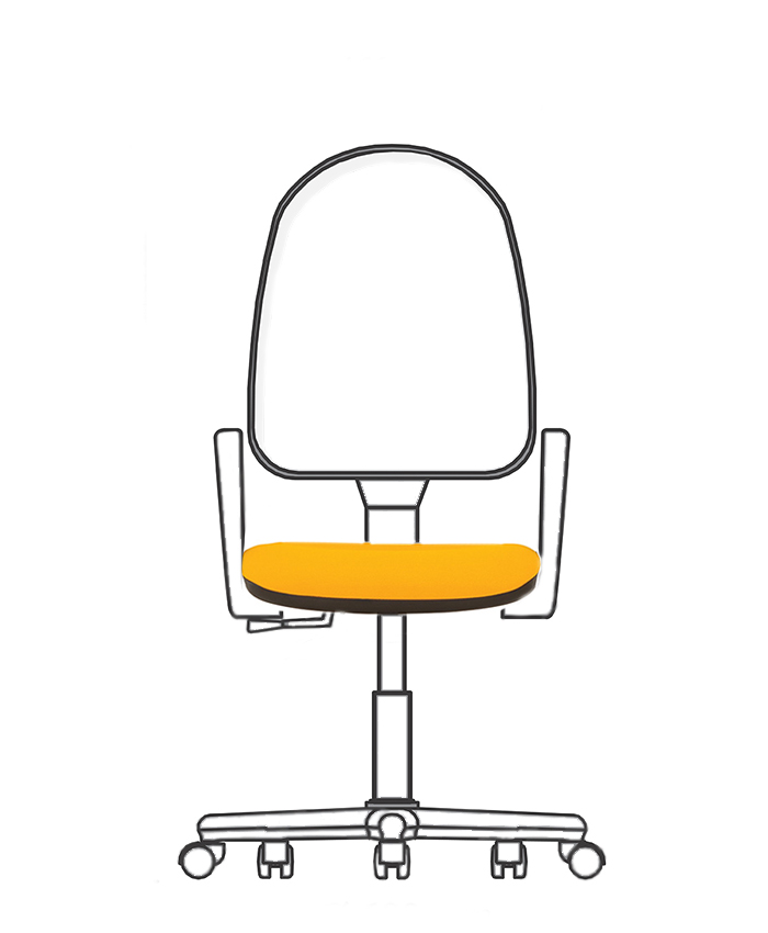 Сидіння крісла Prestige (Престиж)