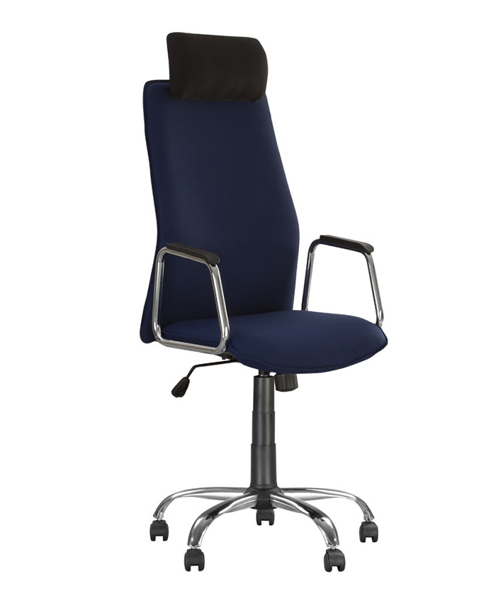 Кожаное кресло руководителя Solo (Соло) CHR68 LE
