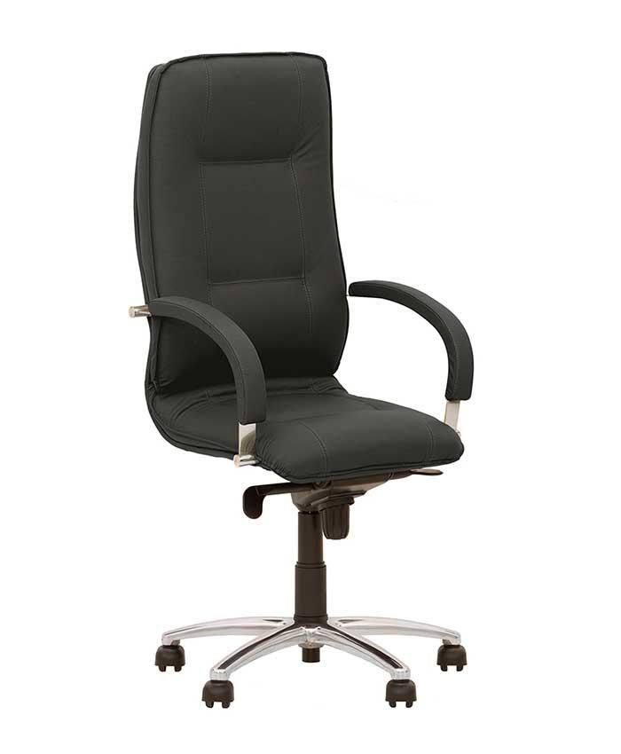 Кресло руководителя Star (Стар) steel chrome