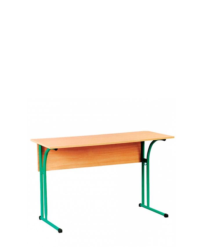 Стіл учнівський двомісний без полиці