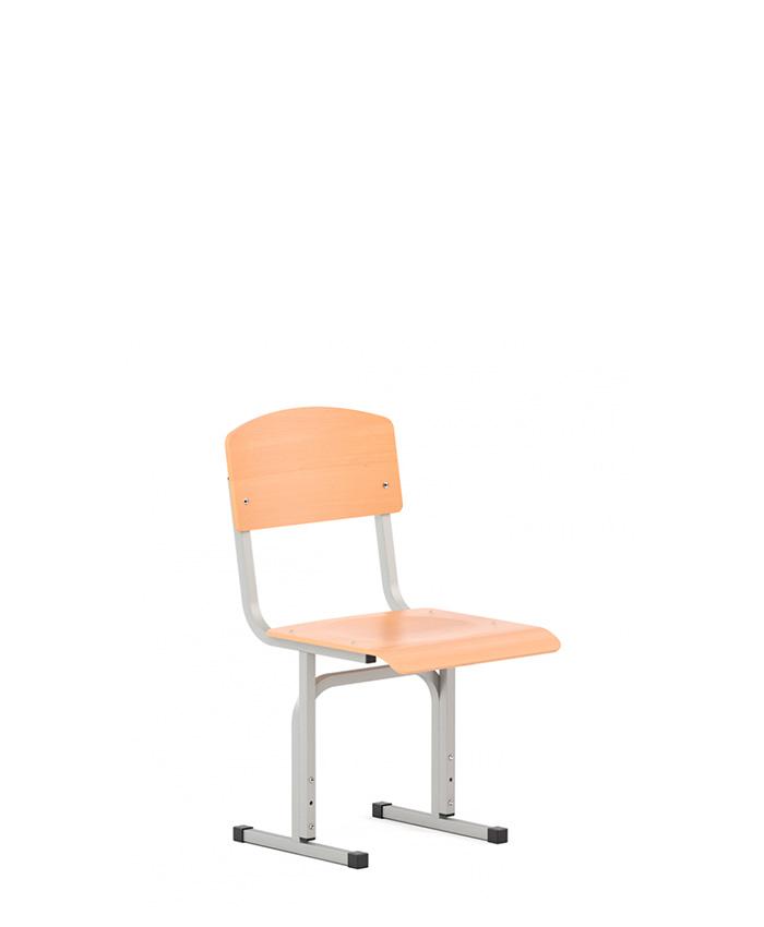Регульований стілець учнівський E-274