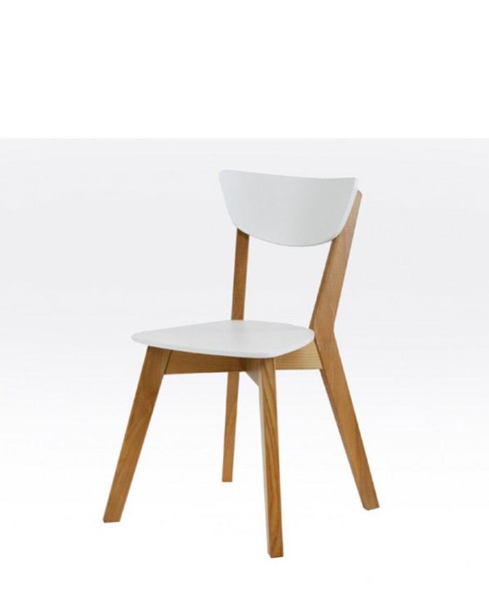 Обеденный стул Рондо белый