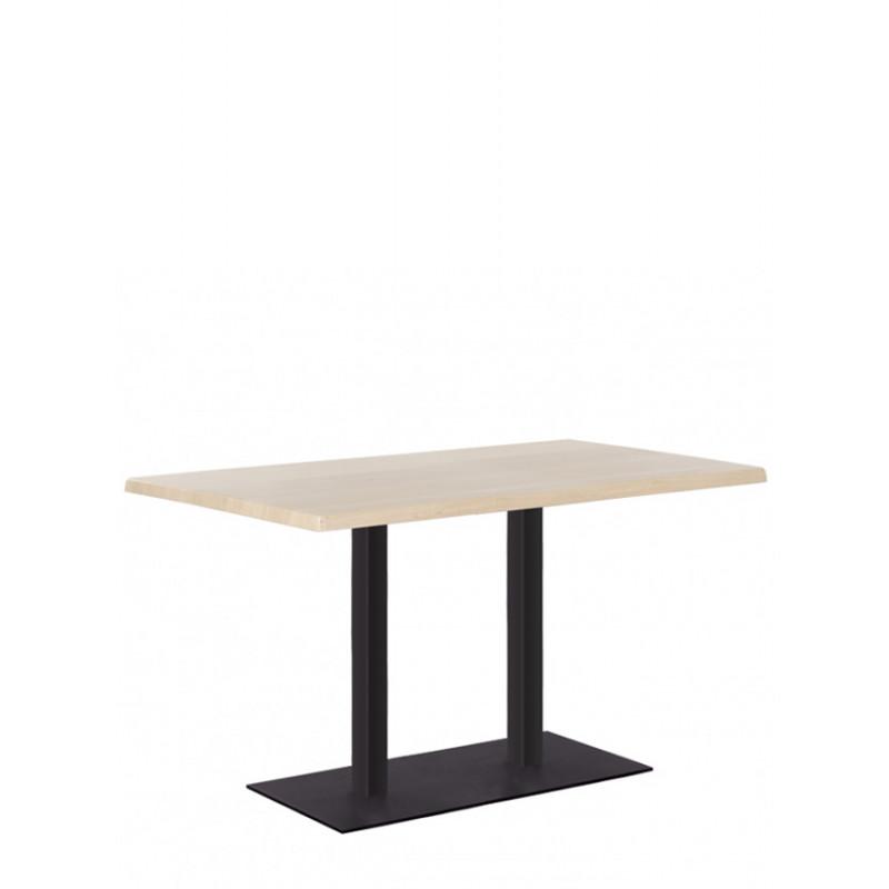 Основа столу Tetra (Тетра) duo black/alu