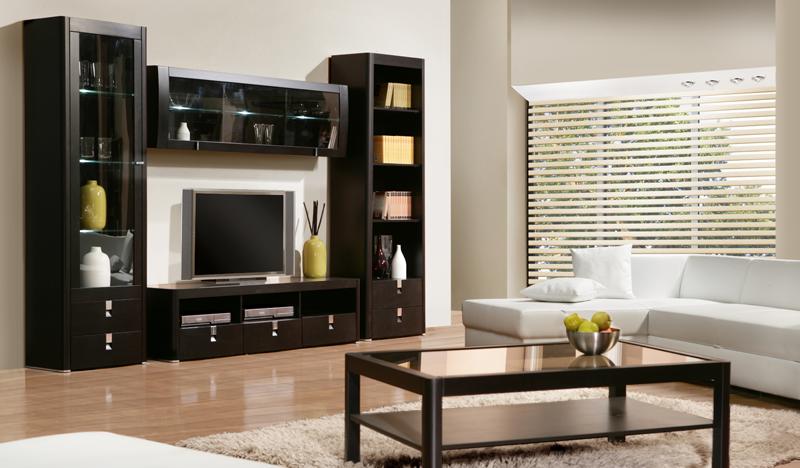 Описание: Мебель для гостиной из массива